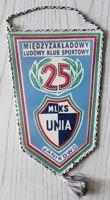 25 years of MLKS Unia Janikowo pennant