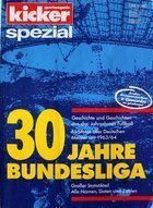 30 years of Bundesliga Fan's Guide (kicker special edition)
