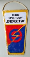 40 years of KS Energetyk Gryfino jubilee pennant (1985)
