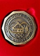 40 years of Karpacz Sport and Touristic Museum jubilee medal
