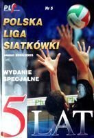 5 years of Polish Volleyball League
