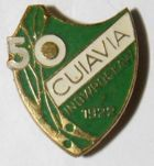 50 years Cuiavia Inowroclaw (lacquer)