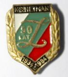 50 years of KS Hetman Zamosc