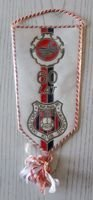 60 years of ChKS Komunalni Lodz pennant