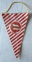 70 years of LKS Lodz. Volleyball team pennant