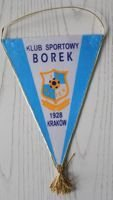 70 years of Sport Club Borek Cracow pennant
