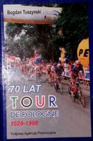 70 years of Tour de Pologne 1928-1998
