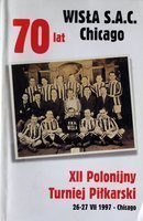 70 years of Wisla S.A.C. Chicago