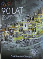 90 years on the olympic trail + CD