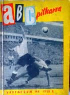 ABC of Footballer - Vademecum for 1959 year