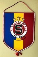AC Sparta Prague pennant (official product)