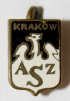 AZS Cracow black (lacquer)