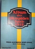 Album of Olympic Games 1912 (Germany)