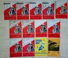 Apator Stal Torun speedway league matches official programmes (1979-1986)