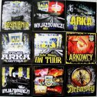 Arka Gdynia fan's on tour stickers (9 items)