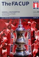 Arsenal - Southampton FA Cup Final (17.05.2003) official programme