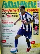 Berlin and East Germany leagues 2008-2009 Fans Guide (Fussball Woche)
