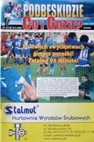 Biweekly magazine of MC Podbeskidzie nr 13 (15.11.2003)