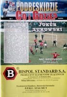Biweekly magazine of MC Podbeskidzie nr 4 (19.10.2002)