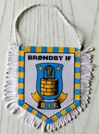 Brondby IF pennant (small)