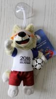 Car mascots Zabivaka - FIFA World Cup Russia 2018 (Official Licensed Product)