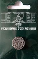 Celtic FC silver plated (official product)