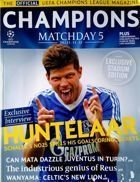 Champions. The official UEFA Champions League magazine (Matchday 5 20-21.11.2012)