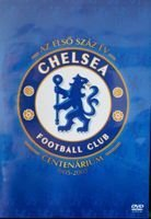 Chelsea FC. The hundred years history 1905-2005 DVD film