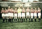 Cracovia (02.04.1922) - Sport History collection No. 24 postcard