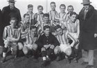 Cracovia (04.11.1928) - Sport History collection No. 58 postcard