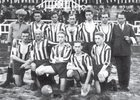 Cracovia (15.09.1923) - Sport History collection No. 43 postcard