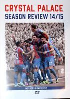 Crystal Palace Season Review 14/15 DVD film (2 items)