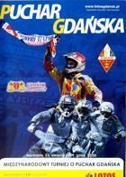 Cup of Gdansk International Speedway Tournament official programme (23.08.2009)