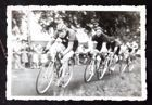 Cycling race (East Germany) old photo