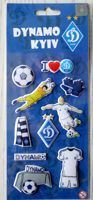 Dynamo Kiev stickers (official product)