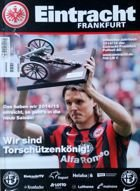 Eintracht Frankfurt - Official Yearbook 2015/2016