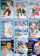 Eishockey Magazine 1995 and 2000 (Germany, 9 items)