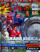 Ekstraklasa, Second, Third and Fourth Polish League Guide - Autumn 2003