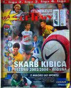 Ekstraklasa, Second, Third and Fourth Polish League Guide - Spring 2004