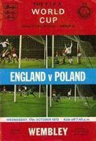 England - Poland (17.10.1973) -  World Cup Qual.