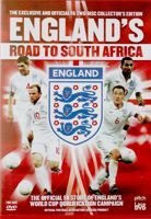 England. Road to World Cup South Africa 2010 DVD film (2 discs)