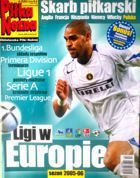 "European Leagues guide season 2005/2006 - ""Pilka Nozna"" magazine"