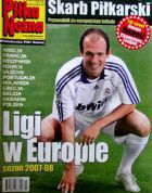 "European Leagues guide season 2007/2008 - ""Pilka Nozna"" magazine"