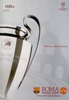 FC Barcelona - Manchester United UEFA Champions League Final official programme