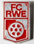 FC Rot-Weiss Erfurt (East Germany, lacquer)