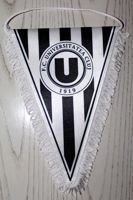 FC Universitatea Cluj pennant (official product)
