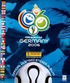 FIFA World Cup Germany 2006 Official Licensed Sticker Album