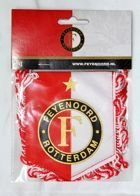 Feyenoord Rotterdam small pennant (official product)