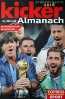 Football Almanach 2018 of kicker magazine