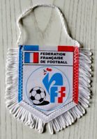 France Football Federation pennant (small)